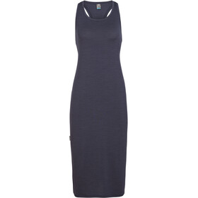 Icebreaker Yanni Tank Midi Dress Dame panther